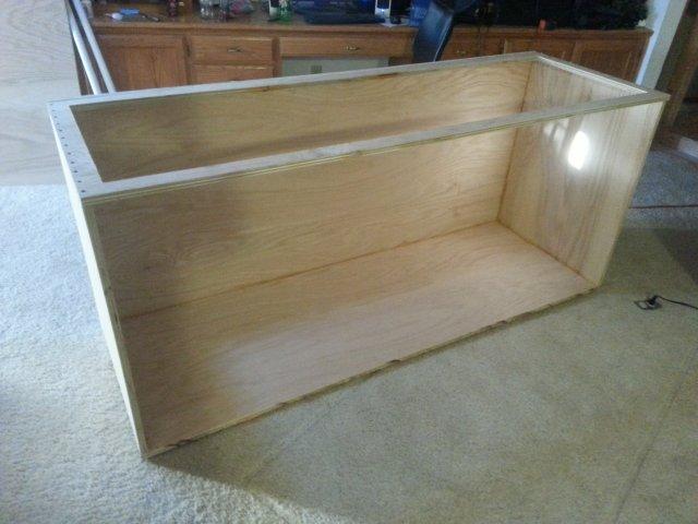 6 X 3 2 Plywood Aquarium Build W